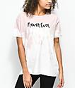 Empyre Annettey Not Today Pink & Bleach T-Shirt