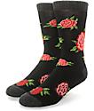 Empyre Bloom Floral Crew Socks