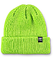 Empyre Carter Green Flash Beanie