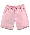 Empyre Dubtub Light Pink Elastic Waist Board Shorts