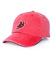 Empyre Fairweather Washed Red Strapback Hat