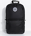 Empyre Gareth Black Backpack