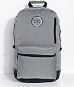 Empyre Gareth Heather Grey Backpack