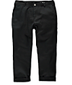 Empyre Jay Black Cropped Chino Pants