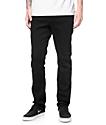 Empyre Kinetic  Black Skinny Fit Jeans