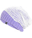 Empyre Rally Double Layer Lavender Beanie