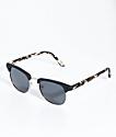 Empyre Retro Blend In Black Sunglasses