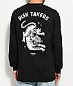 Empyre Risky Business Black Long Sleeve T-Shirt
