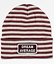 Empyre Ryan Dream Average Stripe Beanie