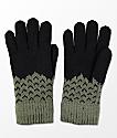 Empyre Sasha Olive Chenille Gloves