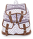 Empyre Serene Elephant Rucksack Backpack