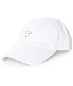 Empyre Solstice White Whatever Baseball Hat