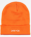 Empyre Sterling Over You Safety Orange Beanie