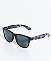 Empyre Vice Pua Floral Matte Black Sunglasses