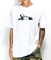 Enjoi FTP Panda White T-Shirt