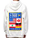 Ethik Worldwide Cream Hoodie