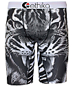 Ethika Black Tiger Boys Boxer Briefs