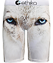 Ethika Blue Wolf Grey Boxer Briefs