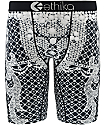 Ethika Brother Of Pearl Black & White Boxer Briefs