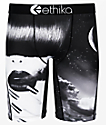 Ethika Dream Girl Black & White Boxer Briefs