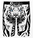 Ethika White Tiger Boxer Briefs