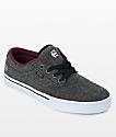 Etnies Jameson 2 Eco Black Denim Shoes