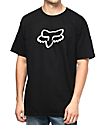 Fox Legacy Head Black T-Shirt