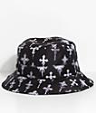 Frank 151 Island Vibe Black Bucket Hat