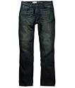 Free World Messenger Dirty Rinse Skinny Jeans
