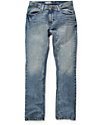 Free World Messenger Salt Lake Wash Skinny Fit Jeans