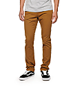 Free World Messenger Skinny Fit Twill Pants