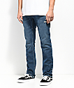 Free World Messenger Stretch Calypso Skinny Jeans