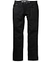 Free World Night Train Black Denim Regular Fit Jeans (Past Season)