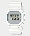 G-Shock DW5600 All White Digital Watch