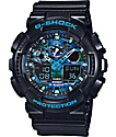 G-Shock GA-100CB-1A Blue Theme Watch