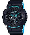G-Shock GA-110LN-1A Grey & Blue Watch