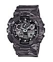 G-Shock GA100CM-8A Digital Chronograph Watch