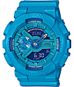 G-Shock Vivid Color GMAS110VC-2A Blue Digital Watch