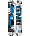 GNU Carbon Credit 156cm Wide Snowboard