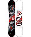 GNU Carbon Credit Asymetrical BTX 159cm Wide Snowboard