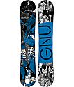 GNU Carbon Credit BTX 159cm Wide Snowboard