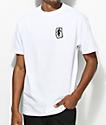 Girl Sketchy OG White T-Shirt