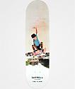 """Girl x Lakai Carroll The Flare 8.37"""" Skateboard Deck"""
