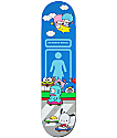 "Girl x hello sanrio Biebel 8.0"" Skateboard Deck"
