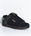 Globe Tilt Black & Camo Nubuck Skate Shoes