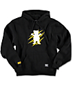 Grizzly Boys Wound OG Bear Cubs Black Hoodie