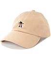 Grizzly Felipe Bear Khaki Baseball Hat