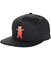 Grizzly Joslin Bear Snapback Hat