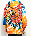 Grizzly x Grateful Dead Have A Nice Trip Tie Dye Hoodie