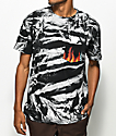 Grizzly x Marvel Ghost Rider Tie Dye Pocket T-Shirt